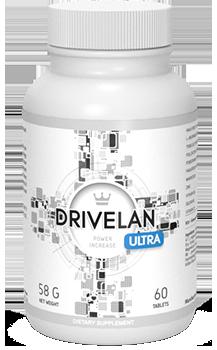 Drivelan Ultra – Poczuj się znów jak facet i stań na wysokości zadania! Innowacyjna receptura, prosty skład i maksymalizacja rezultatów!