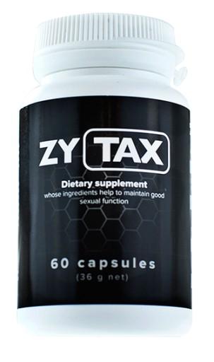 Zytax – środek na zakończenie problemów z erekcją
