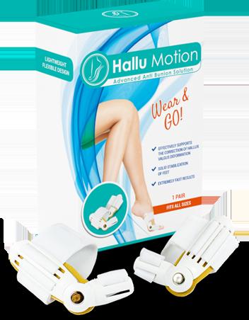Hallu Motion – najlepsza broń przeciwko halluksom. Przetestuj już dziś!