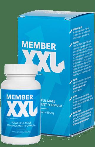 Member XXL – twój sprzymierzeniec w walce z małym członkiem