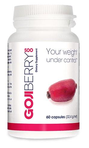 Gojiberry500 – schudnij bez trudu oraz poczuj się lepiej dzięki tym spektakularnym pastylkom!